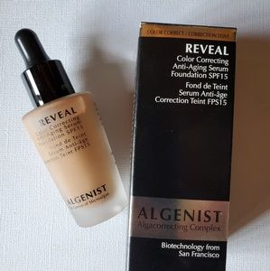 Algenist Reveal Anti aging Serum Foundation SPF 15